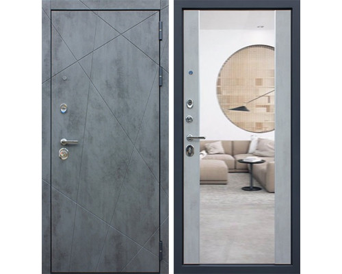 Входная дверь Порта 26